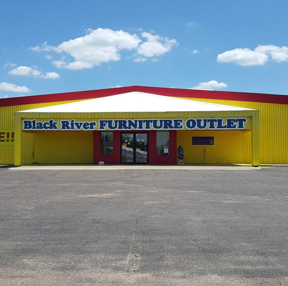 Black River Furniture Cabin Outlet
