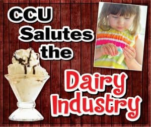Dairy Days @ All CCU Locations