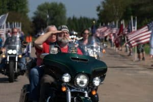 9th Annual Highground Memorial Day Honor Ride Motorcycle Rally