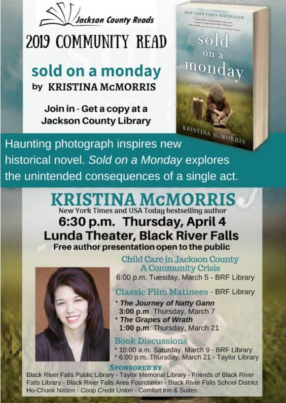 Free Author Presentation Open to the Public