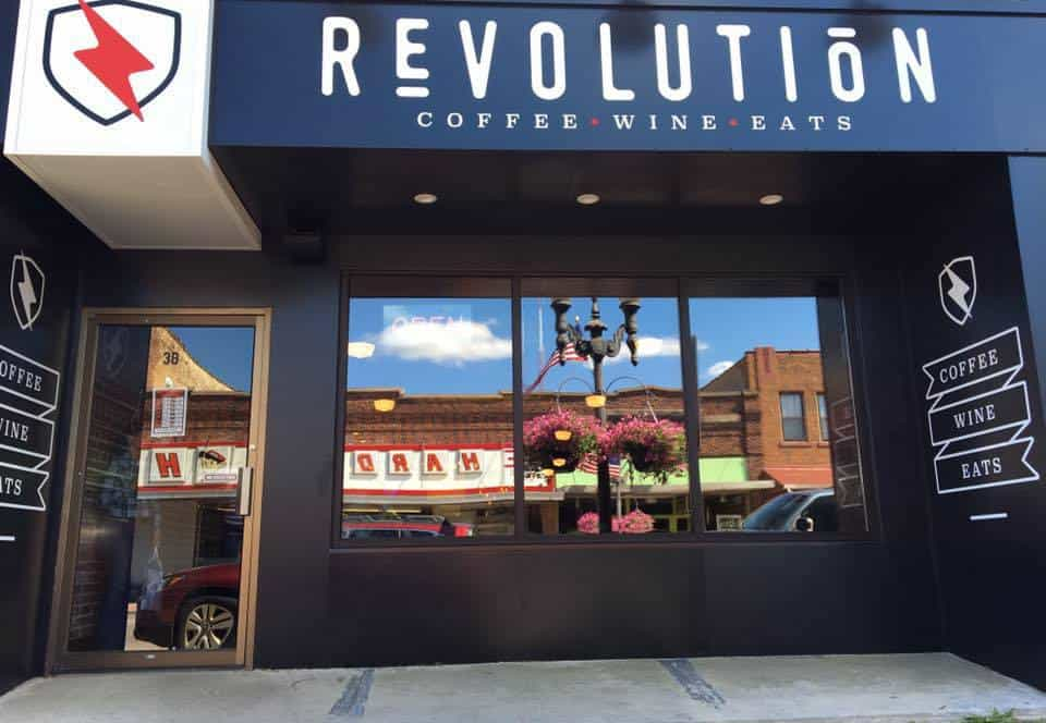 Revolution Coffee House & Wine Bar Business After 5