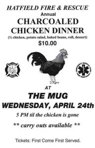 Hatfield Fire & Rescue Chicken Q @ The Mug