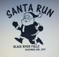 Santa Run/Walk @ Black River Area Chamber of Commerce   Black River Falls   Wisconsin   United States