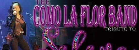 The Como La Flor Band-Tribute To Selena @ Ho Chunk Gaming BRF