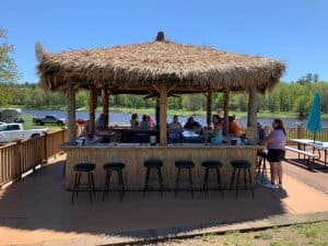 Dilly's Hatfield Resort Tiki Bar @ Neillsville | Wisconsin | United States